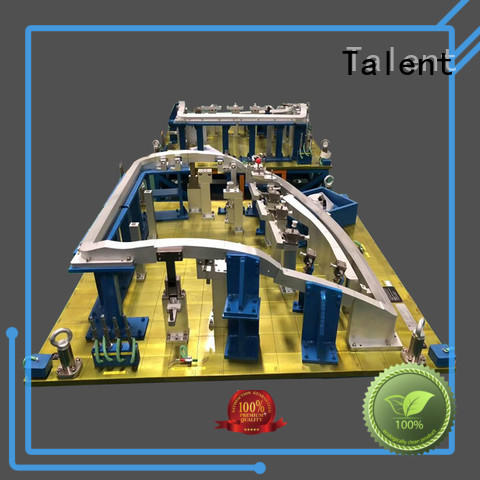 inspection fixture components tank strap checking fixture Talent Brand