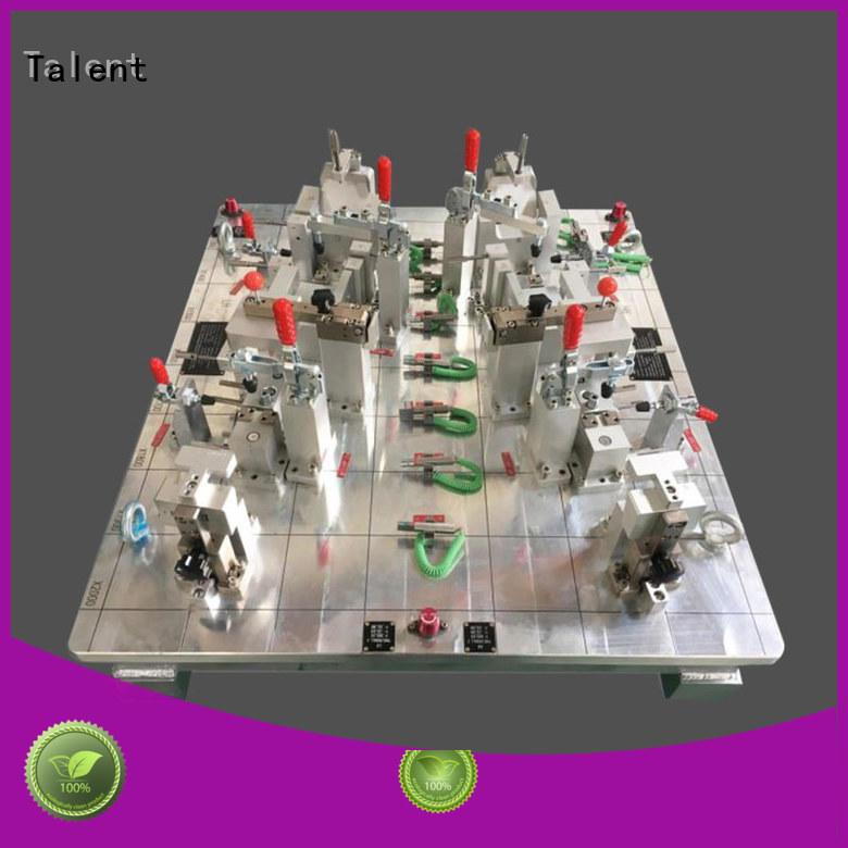 Talent Brand stamped ASSY CMM fixture floor hydraulic fixture