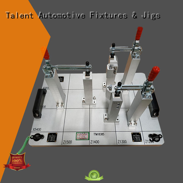 Talent holding holding fixture supplier for industry
