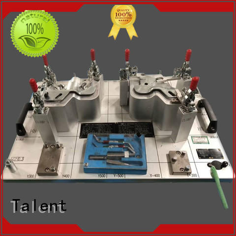 Talent stamped mechanical fixtures steel for inspect