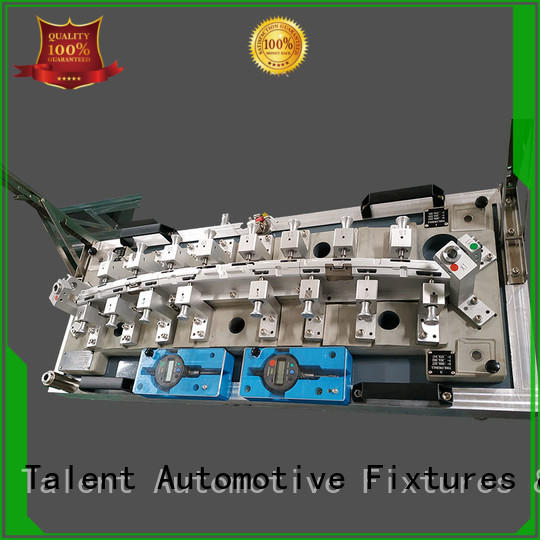 Talent decoration inspection fixture factory for industry