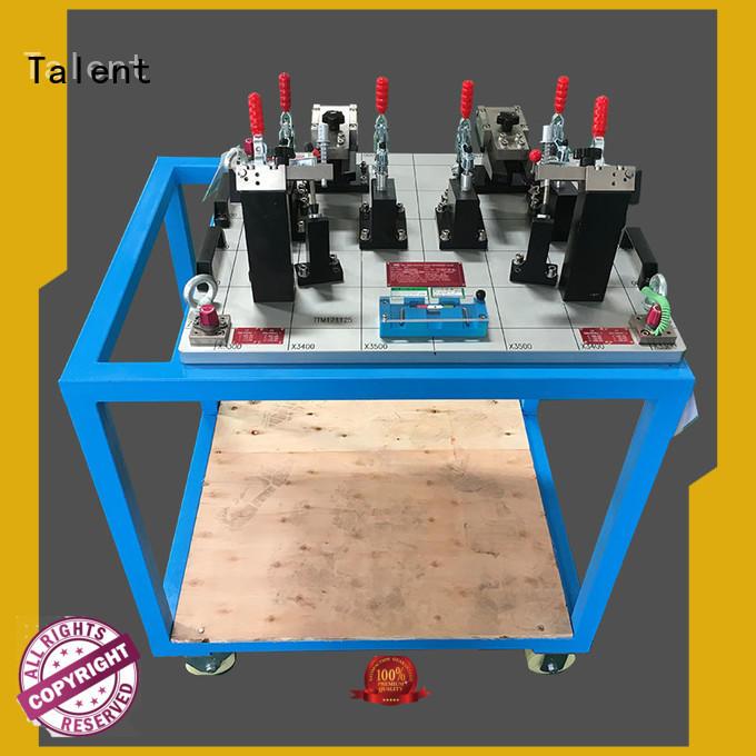 inspection fixture components single tank strap Talent Brand