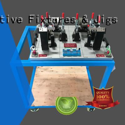 pillar cmm holding fixtures cover for floor panel Talent