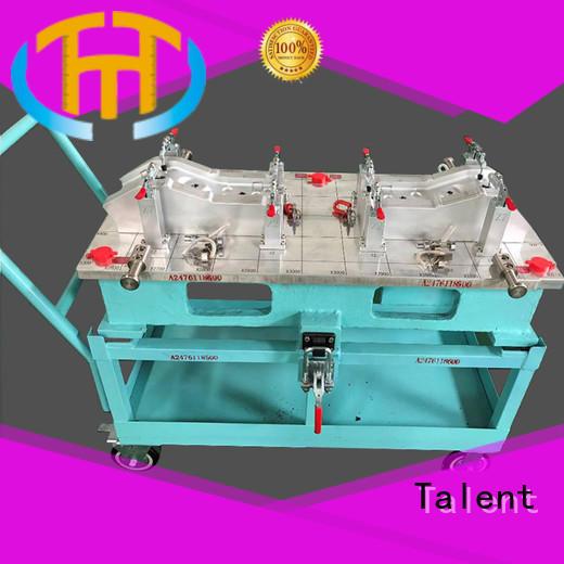 large mechanical fixtures part manufacturer for inspect