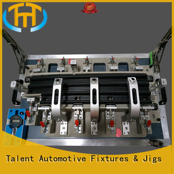 Talent aluminum fixtures and fittings manufacturer for workshop