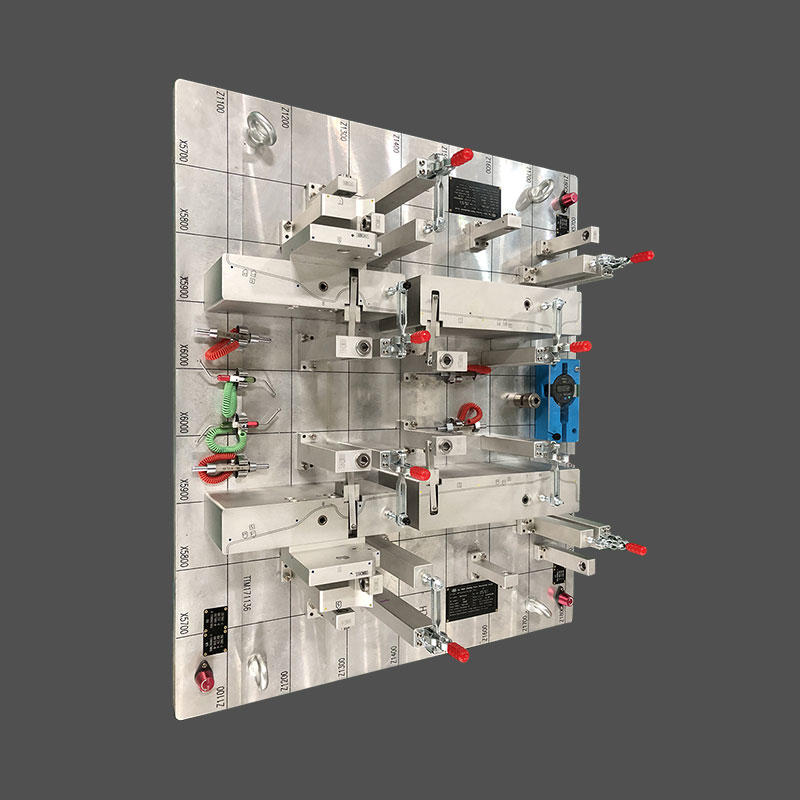 Assembly REINF D PILLAR INNER RTLT assembly checking fixture  1 US