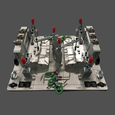 Automotive part vernier checking fixture