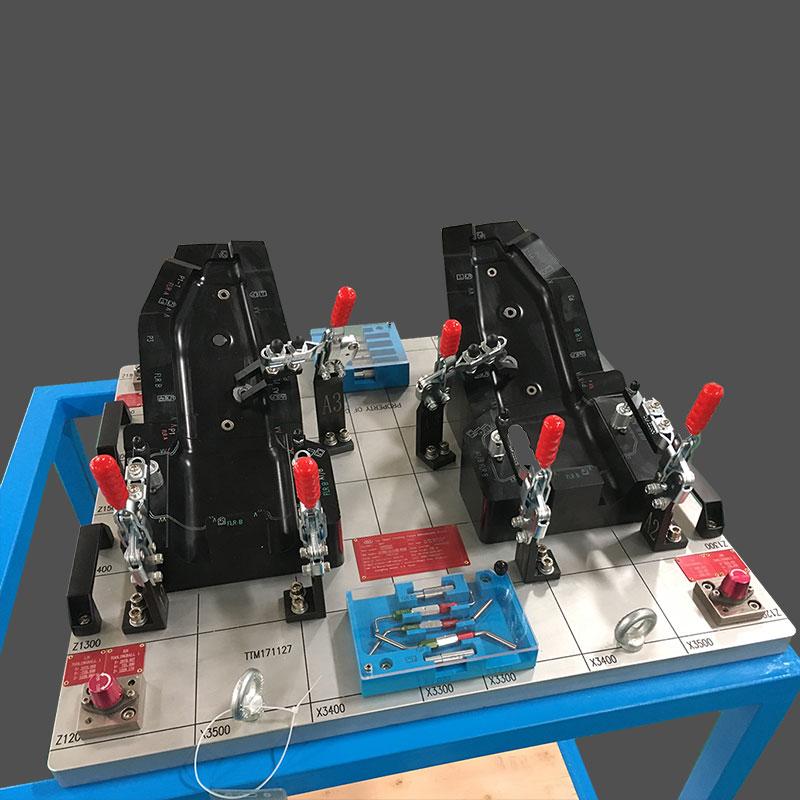 Top Talent machining fixtures export product for car-2