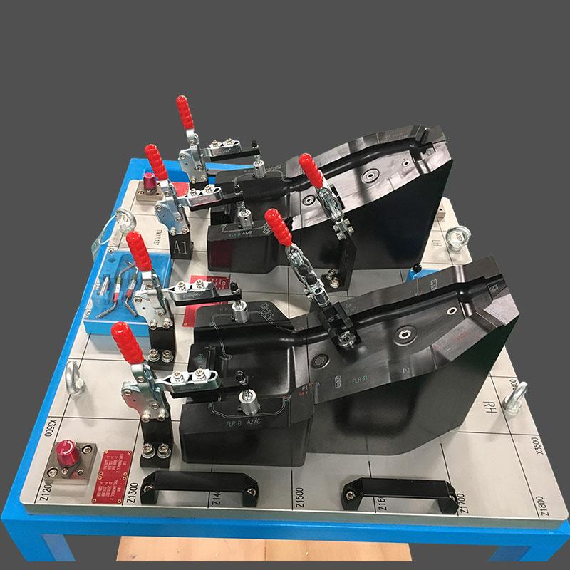 Top Talent machining fixtures export product for car-3
