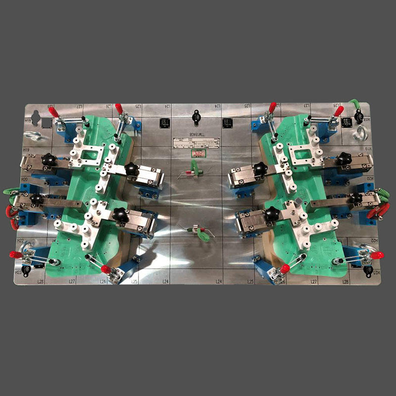 Automotive Checking fixture of automotive metal parts