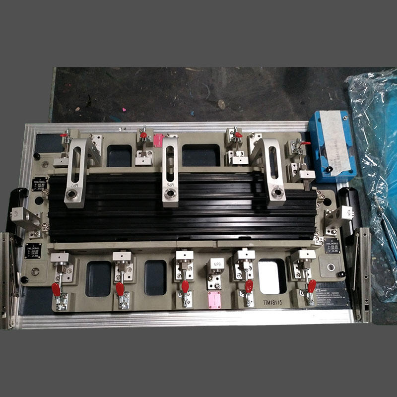 Automotive Front grid of plastic parts' checking fixture