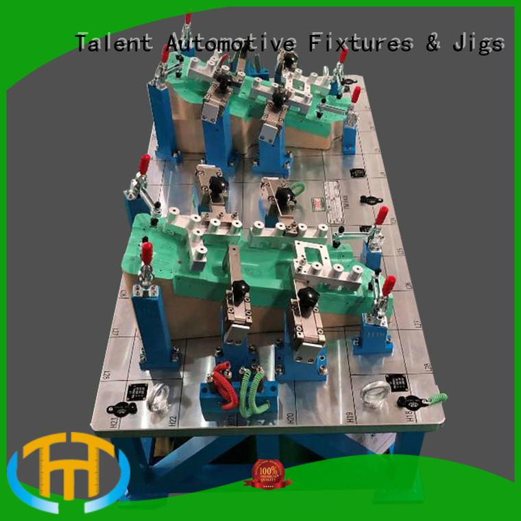 Talent oem holding fixture manufacturer for car