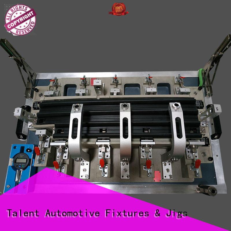 Talent Brand automotive grill decoration custom inspection fixture components