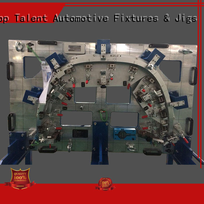 Top Talent grill checking fixture components factory for auto parts