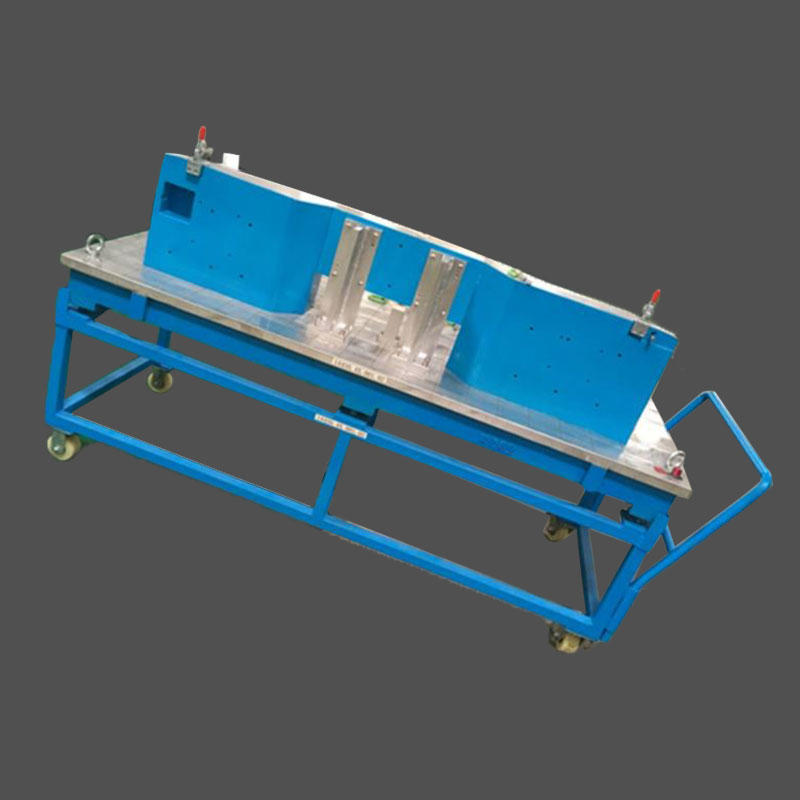Top Talent Dongguan welding fixture manufacturer for auto parts-3