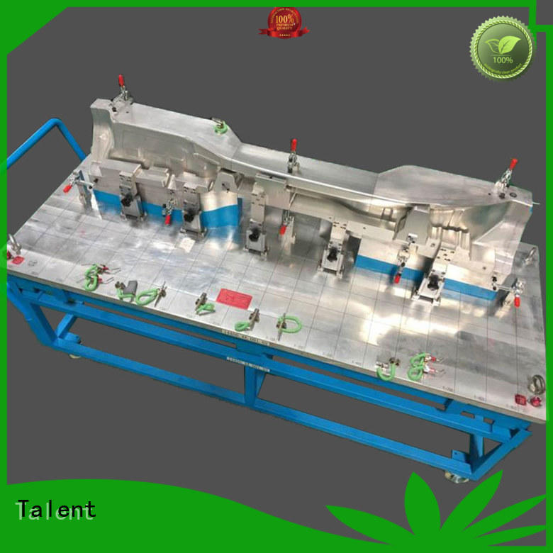 Talent single cmm fixture components customized for inspect