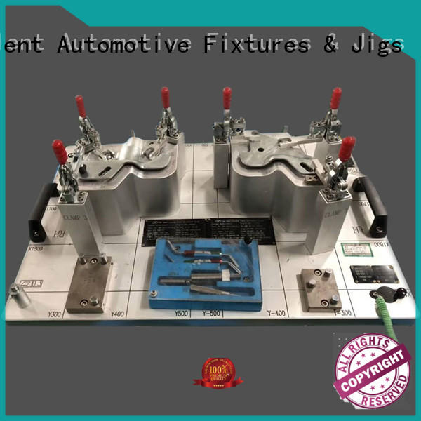 Talent checking fixture manufacturer for car