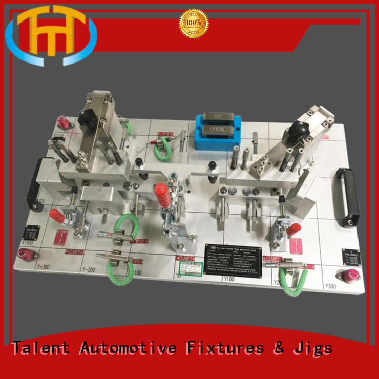 Automotive part crossmember checking fixture