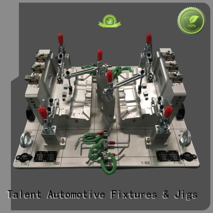 Talent oem machining fixtures manufacturer for auto parts