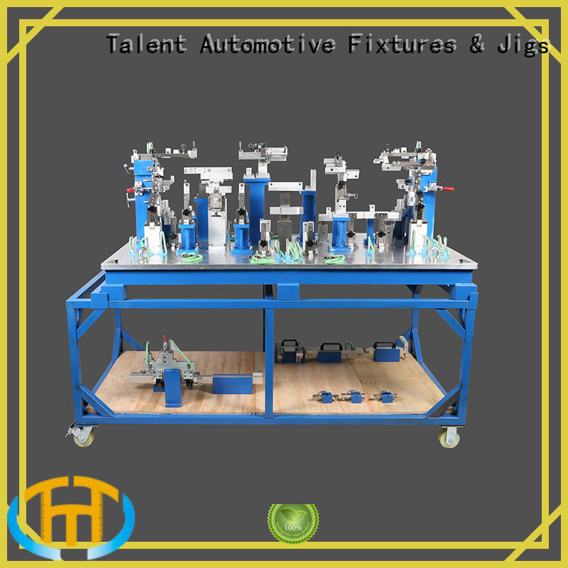 Automotive Cross Car Beam (CCB) assembly checking fixture