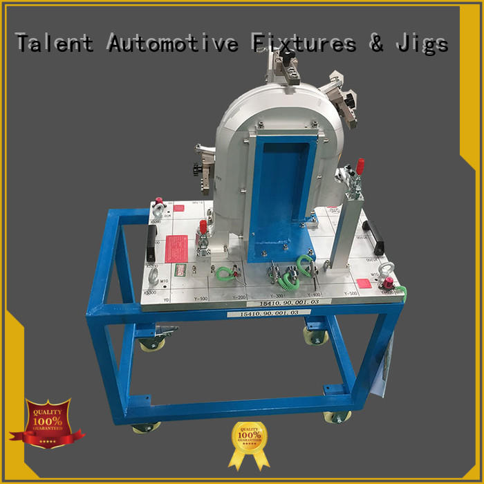 inspection fixture components reinf small Talent Brand checking fixture