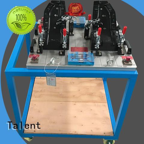 crossmember machining fixtures manufacturer for workshop Talent