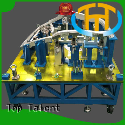 Top Talent cross holding fixture foreign trade for auto parts