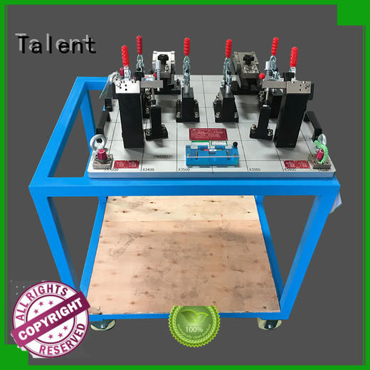 Talent Brand beam reinf inner inspection fixture components metal