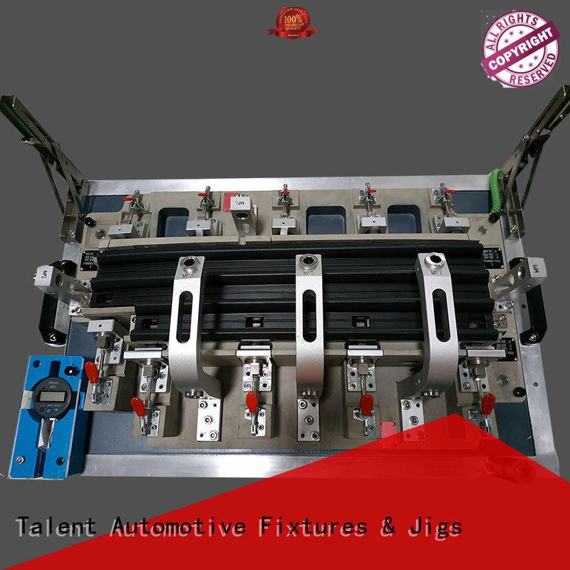 anodized inspection fixture decoration supplier for plastic parts