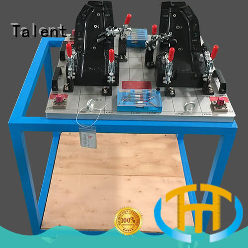 Talent high quality steel fixture manufacturer for auto parts