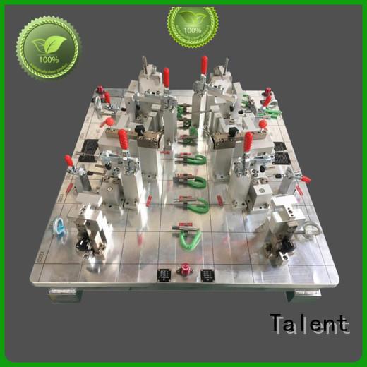 aluminum hydraulic fixture holding Talent company