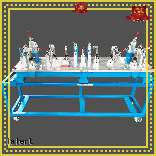 stamped fixture tool assembly supplier for workshop