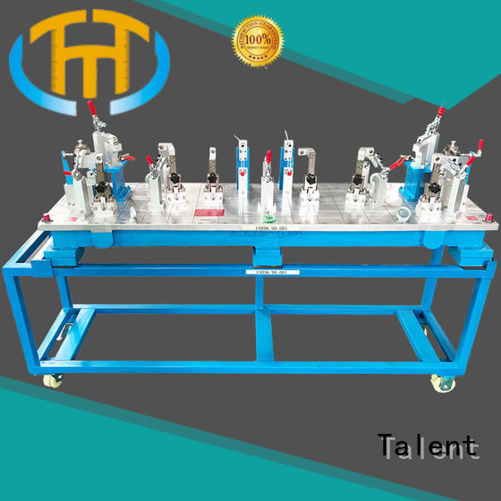 Talent part checking fixture customized for examine