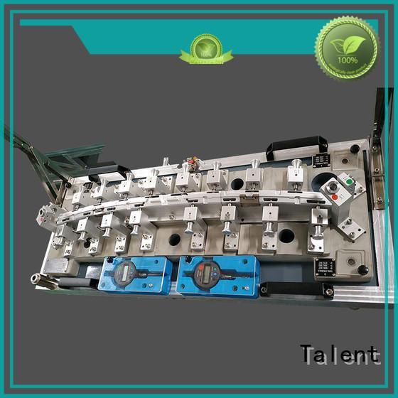 Talent Brand fixture automotive component inspection fixture components grid