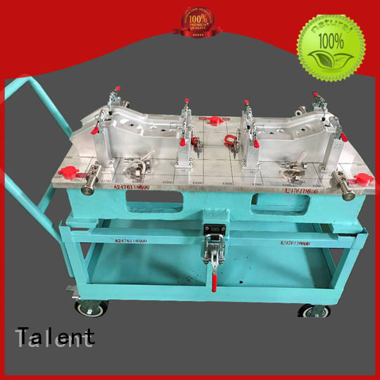 Talent side automobile fixtures manufacturer for inspect
