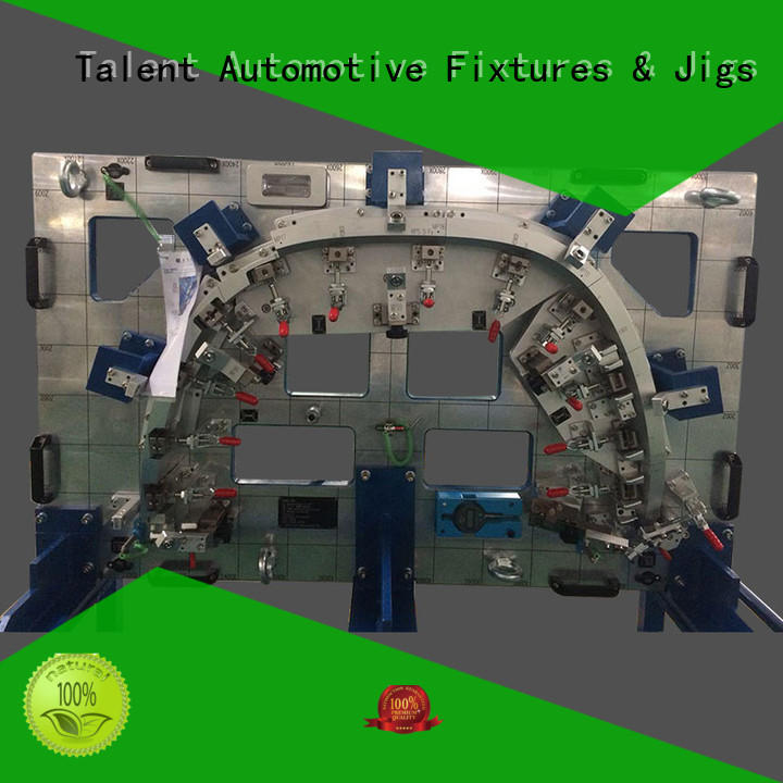 Talent anodized checking fixture components supplier for inspect