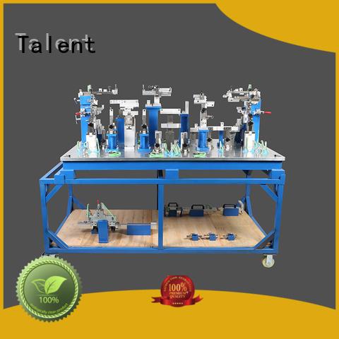 beam automotive checking fixture part Talent company