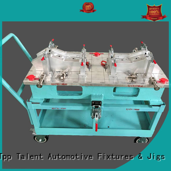 Top Talent jig and fixture factory for auto parts