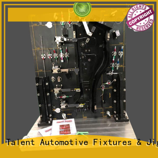 Talent automotive machining fixtures supplier for examine