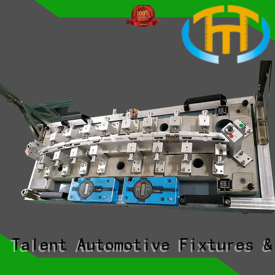 Talent front body in white automotive factory for industry