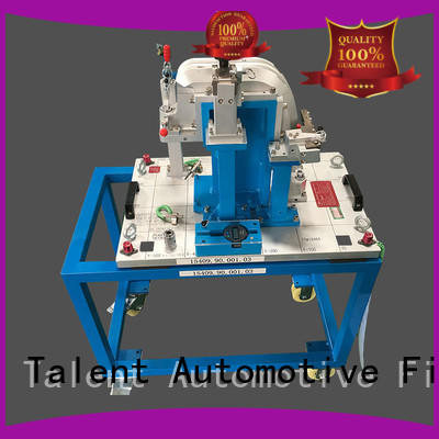 Talent front inspection fixture components ccb for inspect