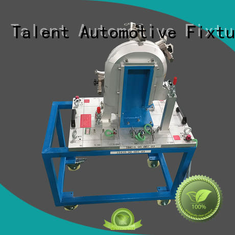 Talent rear checking gauge customized for industry