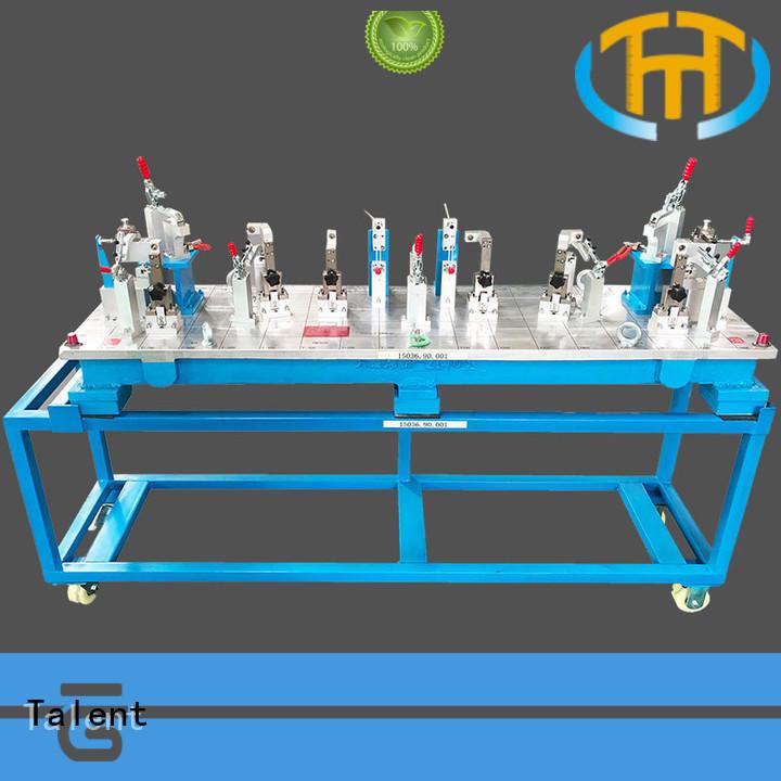Talent single steel fixture factory for workshop