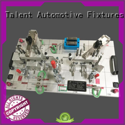 Talent stamped automotive checking fixtures factory for workshop