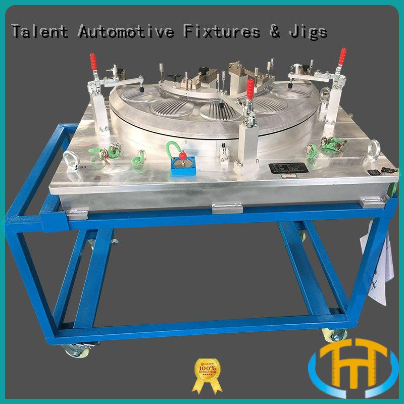 Talent plenum fixture clamps manufacturer for inspect