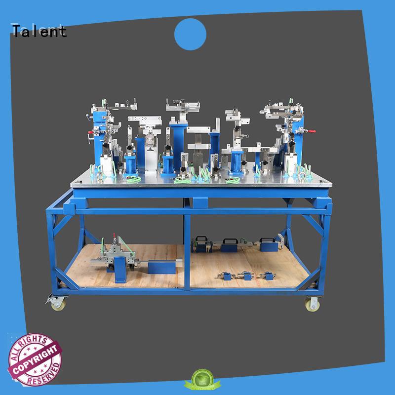 av gauge & fixture rtlt for floor panel Talent