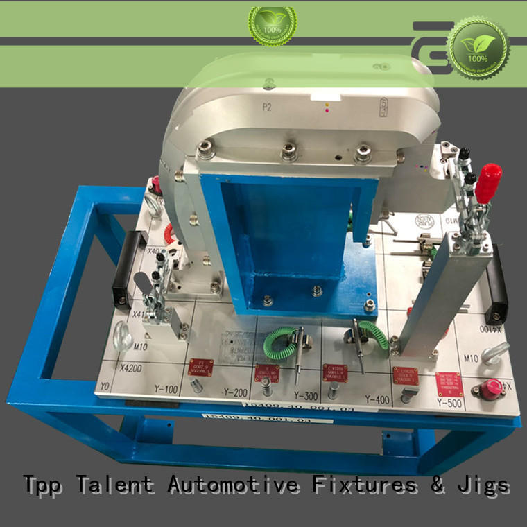 Top Talent inner tooling fixture components factory for car