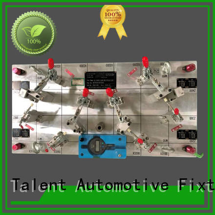 Talent aluminum Attribute checking fixtures manufacturer for inspect