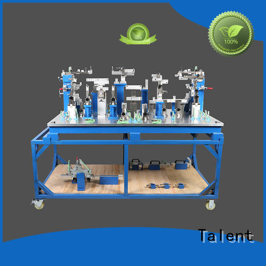 Talent Brand front beam single checking fixture