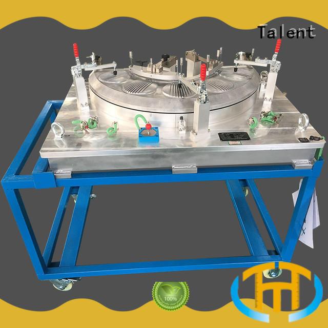 Talent floor welding fixture customized for workshop